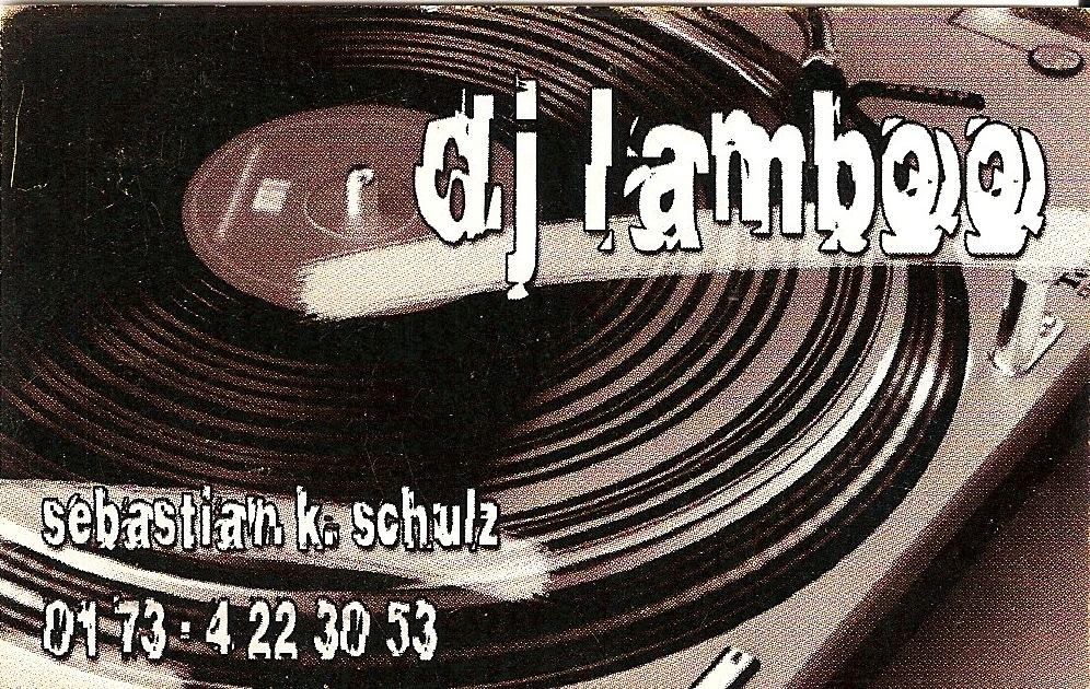 DJ Lamboo 2005