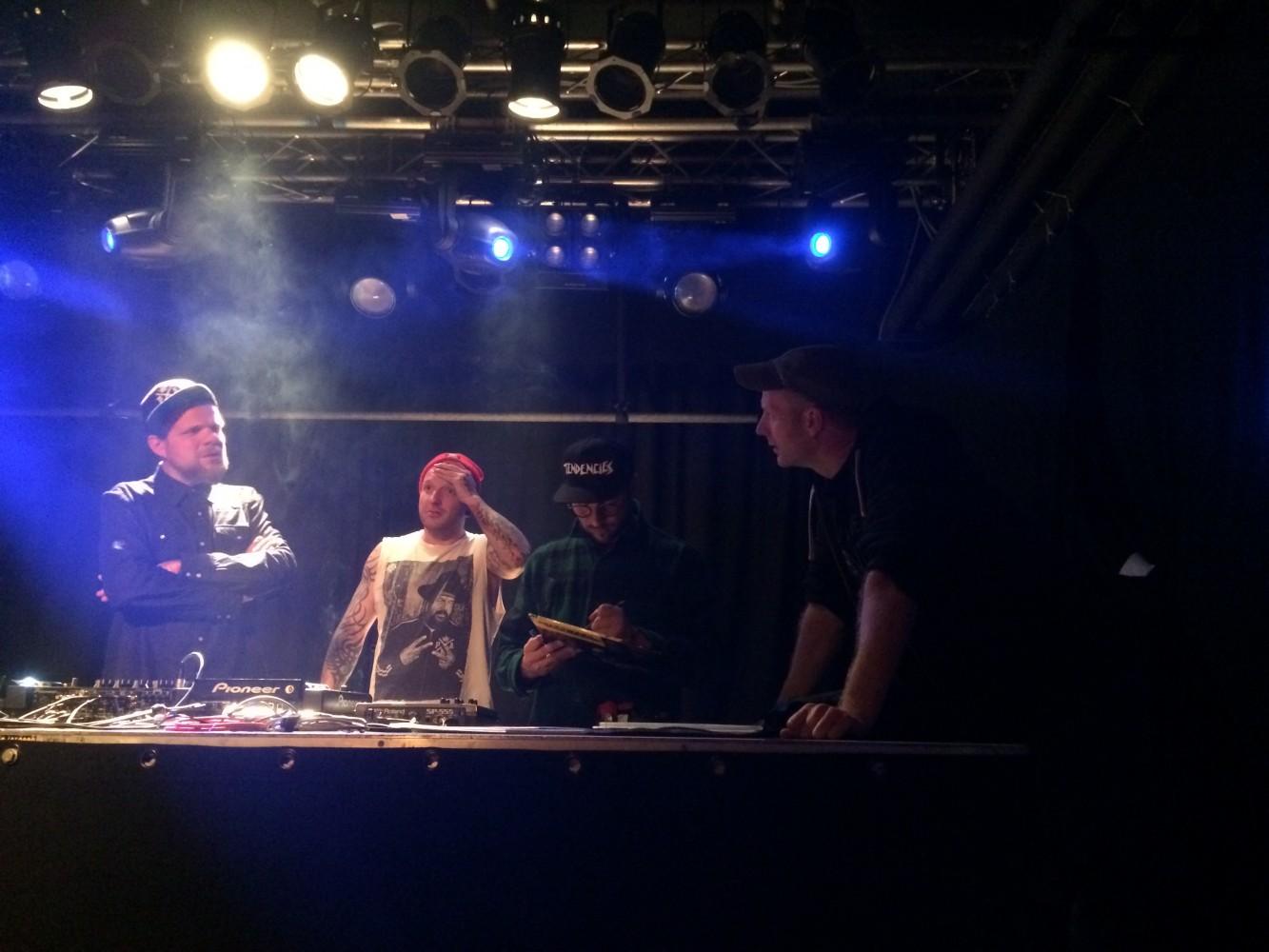 Lamboo und die Beatsteaks